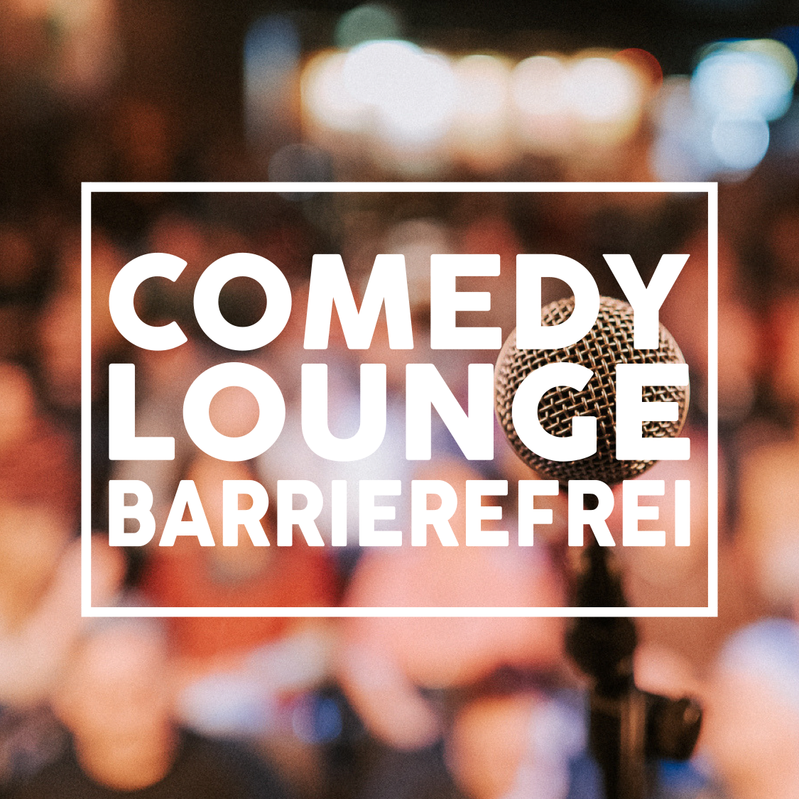 Comedy Lounge Barrierefrei